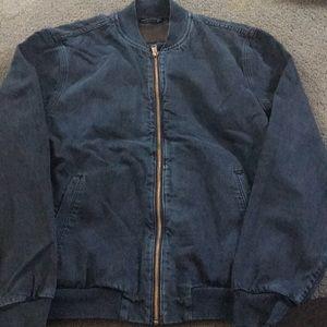 EUC men's Lucky Brand jacket, size L.